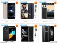 Doogee предложит большие скидки на распродаже AliExpress Tech Discovery