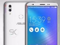 Смартфон Asus ZenFone 5 показали в трех измерениях