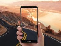 Функция Face unlock теперь доступна в смартфоне Huawei Mate10 lite