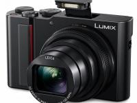 Представлена компактная камера Panasonic Lumix DMC-ZS200