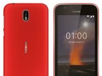 Бюджетный смартфон Nokia 1 показался на рендерах