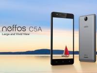 Компания TP-Link выводит на украинский рынок доступные смартфоны Neffos C7 и Neffos C5A