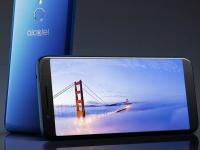 Alcatel 1x, 3 и 3x: характеристики и пресс-фото