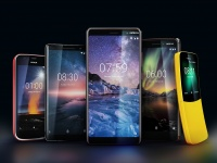 MWC2018: Пять новых телефонов Nokia и Android One