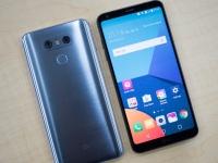 Флагман LG G7 может стать серьезной угрозой для Galaxy S9+