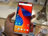 MWC 2018: Ulefone T2 Pro – интересный безрамочник из Китая