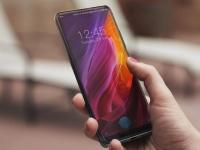 Смартфон AllCall серии MIX получит сканер отпечатков пальцев под дисплеем?