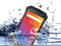 Представлен стильный и защищенный смартфон Doogee S60 Lite