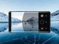 Nokia 9 получит «бровь» и сканер отпечатка в экране