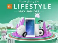 Акции на Gearbest: все гаджеты Xiaomi, смартфон UHANS K5000, спортивные наушники и  авто адаптер Roidmi 3S