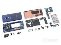 iFixit: ремонтопригодность Samsung Galaxy S9+ осталась на уровне S8