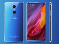 AllCall подтверждает голубой цвет корпуса для смартфона Mix2