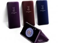 Стильный «наряд» для Samsung Galaxy S9