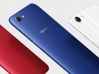 Безрамочный смартфон Oppo A1 представлен официально