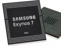 Анонс Exynos 9610 – 10-нм флагманский чип с AI и slo-mo 1080p@480fps