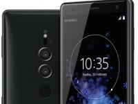Смартфон Sony Xperia XZ2 Premium выйдет сразу с Android 9