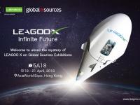 LEAGOO покажет модель X и новую стратегию 18 апреля в рамках AsiaWorld-Expo