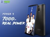 LEAGOO POWER 5 с батареей на 7000 мАч: Реальная емкость аккумулятора и высокая автономность в тестах