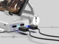 GameSir X1 BattleDock: компактная док-станция для подключения периферии к смартфону