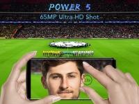 LEAGOO Power 5 поддерживает съемку в 65 Мпикс. и оснащен аккумулятором на 7000 мАч