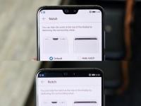 OnePlus 6 позволит скрывать монобровь