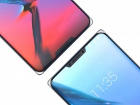 ZTE Iceberg — необычный концептуальный запаянный в стекло смартфон, который может стать реальностью через пару лет