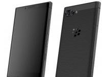 Рендеры смартфона BlackBerry Athena: интересный дизайн и QWERTY-клавиатура