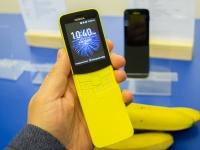 Nokia представила в Украине телефон 8810 4G и четыре новых смартфона: Nokia 1, 6-ку 2018 года, 7 Plus и лимитированный 8 Sirocco