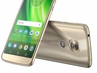 Смартфоны Moto G6 показались на качественных рендерах