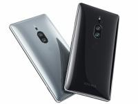 Sony представила флагманский смартфон Xperia XZ2 Premium