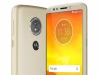 Смартфоны Moto E5 показались на качественных рендерах