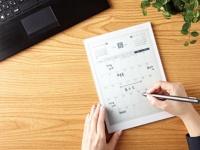 Sony уменьшила ридер Digital Paper на базе E Ink со стилусом