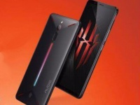 Рендер игрового смартфона Nubia Red Devil