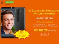 LEAGOO предлагает скидку до $35% на смартфоны