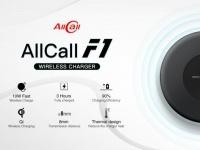 AllCall MIX2 получит беспроводную быструю зарядку F1 мощностью 10 Вт
