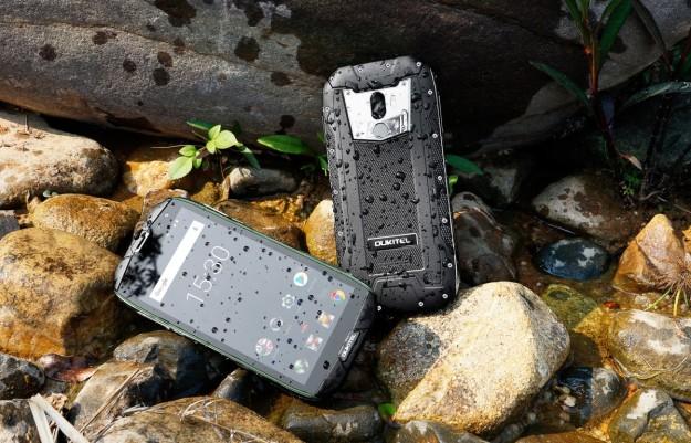 Смартфон OUKITEL WP5000 разобрали видео и предлагают по специальной цене на Aliexpress за 9.99