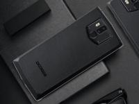 DOOGEE BL9000 – смартфон в бизнес-стиле с кожей и металлом в корпусе