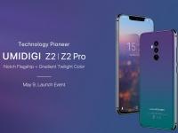 Анонсирован флагманский смартфон UMIDIGI Z2 / Z2 Pro