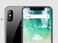 Oukitel U19 за $100 - самый доступный клон iPhone X с вырезом в дисплее