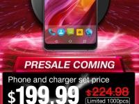 Стартовала предпродажа смартфона AllCall MIX2 за $189.99 и беспроводной зарядки для него. Видео распаковки