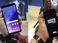 Появились «живые» фотографии смартфона Samsung Galaxy J6