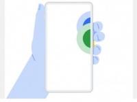 Безрамочный смартфон Google Pixel 3 засветился в бете Android P