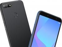 Huawei объявляет о начале продаж смартфона Y6 Prime 2018 в Украине