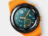 Умные часы Huawei Watch 2 2018 нельзя назвать новой моделью