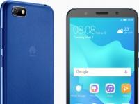 Huawei объявляет о выходе на украинский рынок  модели смартфона Huawei Y5 2018