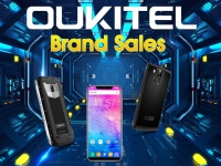 10 моделей смартфонов OUKITEL выставили на распродаже в Gearbest: скидки до $50