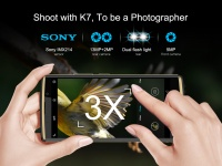 Показаны возможности камеры Sony IMX214 на 13 Мпикс. смартфона Oukitel K7