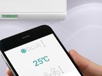 SMARTtech: Кондиционер заказывали? А если с управлением по Wi-Fi со смартфона!