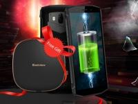 Blackview дарит к смартфону BV5800 Pro беспроводную зарядку стоимостью $30