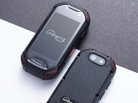 Unihertz Atom – крошечный смартфон в усиленном корпусе
